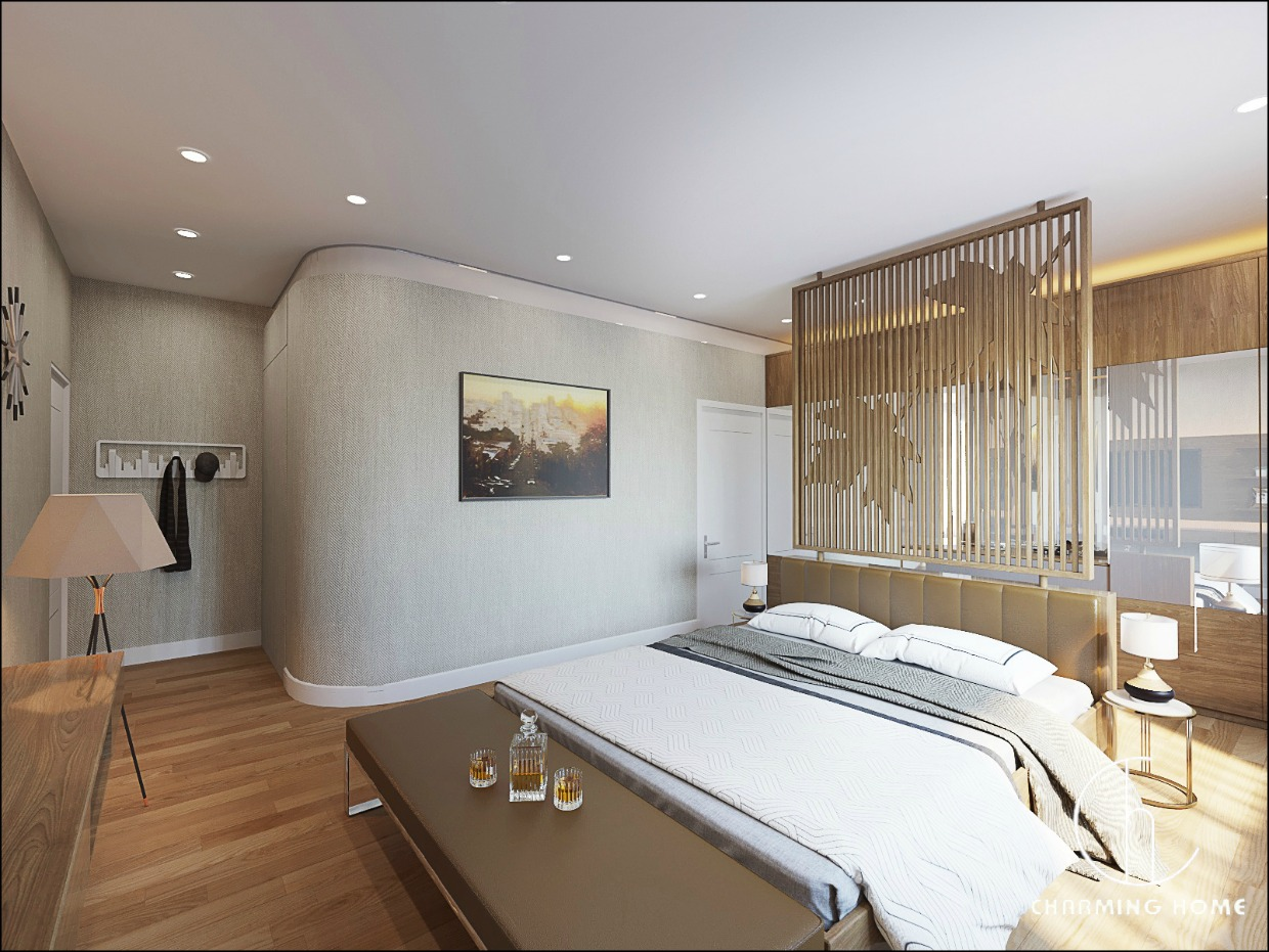 Thiết Kế Nội Thất Penthouse master 04