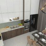 Bếp đẹp tại Sơn La