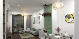 thiết kế chung cư homeland