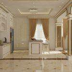 thiết kế phòng bếp + ăn nhà chị Hà Bắc Ninh