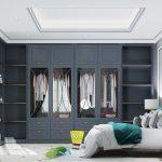 thiết kế phòng ngủ con út nhà chị Hà Bắc Ninh
