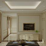 thiết kế phòng master nhà chị Hà Bắc Ninh