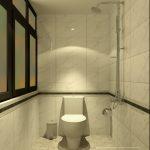 Cải tạo nhà vệ sinh căn hộ tập thể
